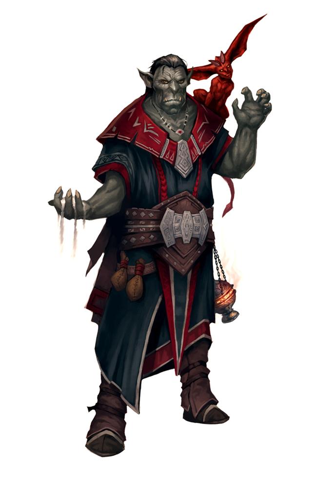The Ritualist by auspiciouspanda