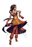 Gypsy by auspiciouspanda