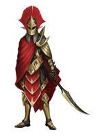 More Aldu Warrior by auspiciouspanda
