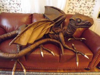 Big Dragon Progress 3 by MammaLion