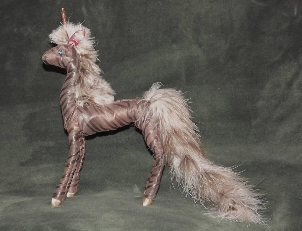Okapi Unicorn by MammaLion