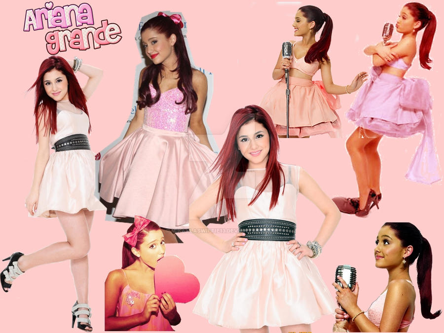 Ariana Grande by MikaylaSwiftie13 on DeviantArt