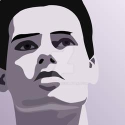 Model Man Illustration
