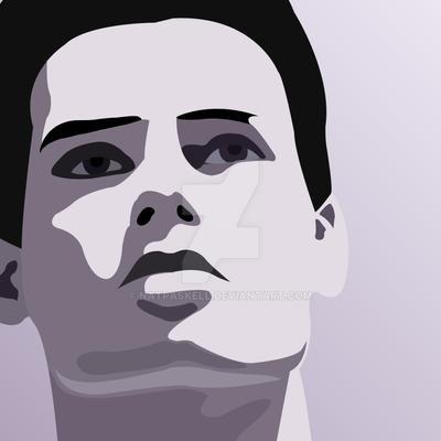 Model Man Illustration by NatPaskell