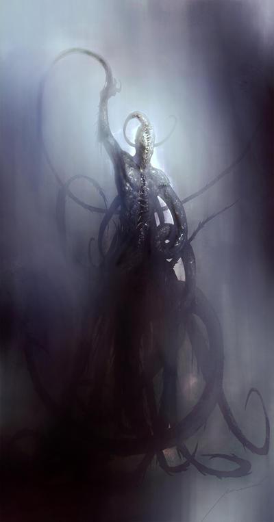 Nyarlathotep by Manzanedo