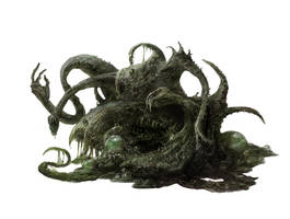 Shoggoth by Manzanedo