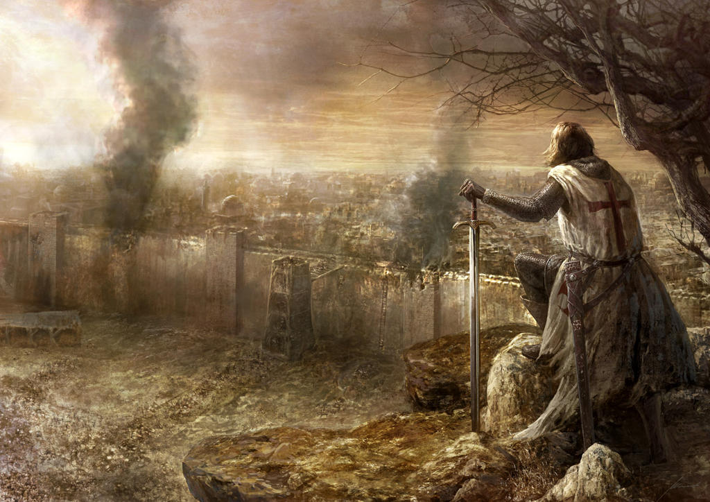 Jerusalem 1119 by Manzanedo