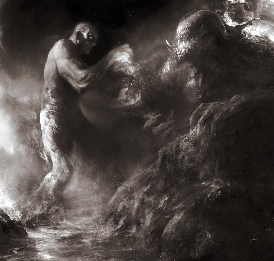 Gods by Manzanedo