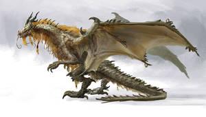 Dragon Qinglong.