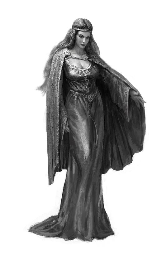 Goddess by Manzanedo