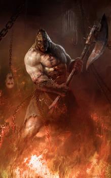 Infernal executioner