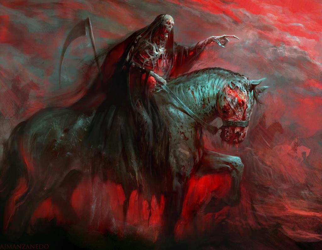 Pestilence by Manzanedo