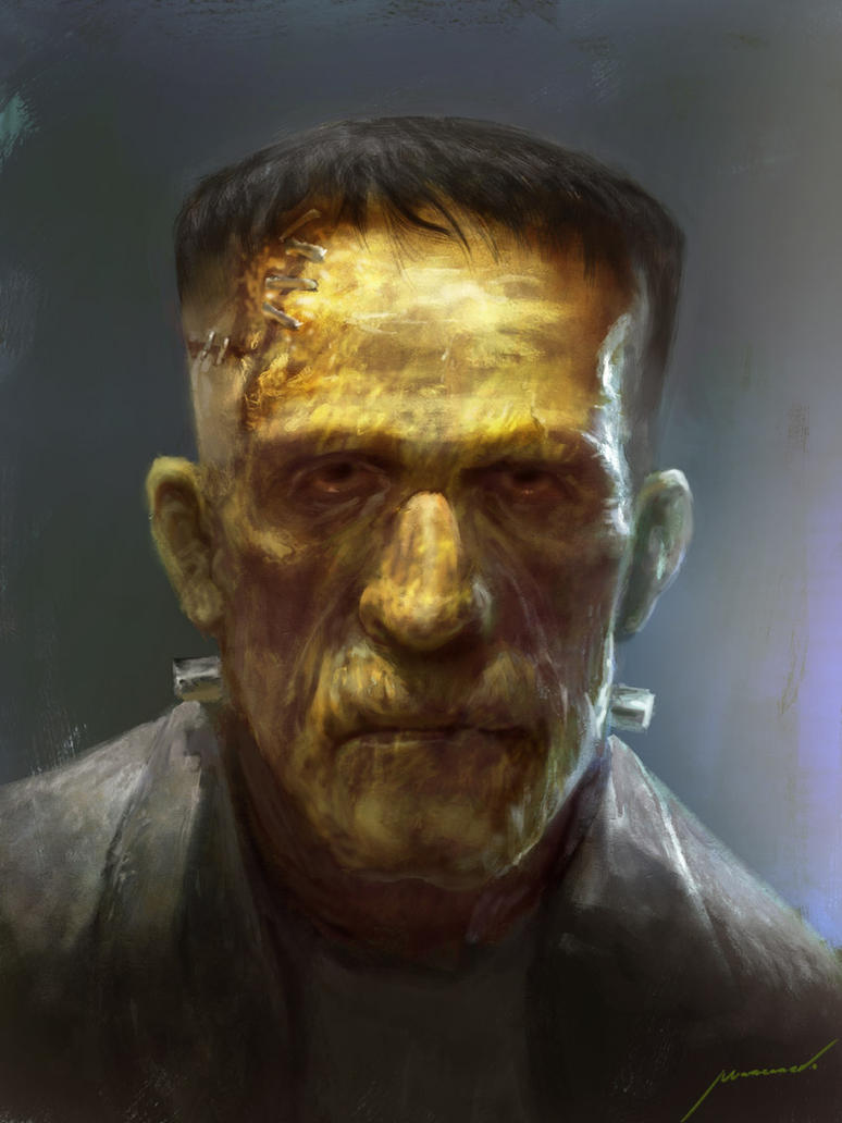 the monstrous in frankenstein Frankenstein's monster is an artificial construct created by the late dr victor frankenstein history the creature was created from cobbled corpse pieces by a young medical student by the name of victor frankenstein in 1792, ingolstadt, germany.