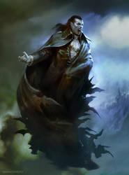 Vampire by Manzanedo