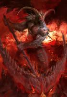 Demons by Manzanedo