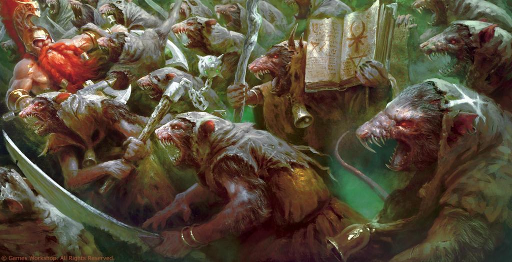 Clan Pestilens by Manzanedo