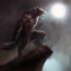 Lycanthropus by Manzanedo