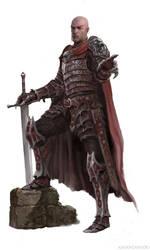 Tywin Lannister by Manzanedo