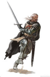 Ser Brynden Tully by Manzanedo