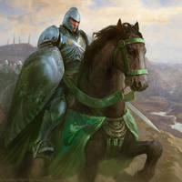 Manderly Knight by Manzanedo