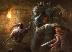 Demon Slayer by Manzanedo