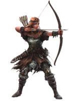 Archer by Manzanedo