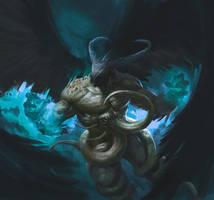 Depths Of Hell by Manzanedo