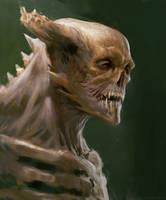 Demon by Manzanedo