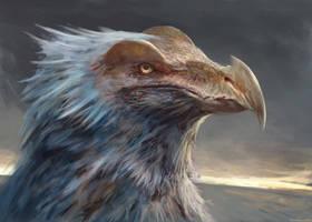 Fantastic animal by Manzanedo