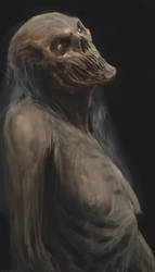 Zombie by Manzanedo