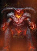 Demon Lord by Manzanedo