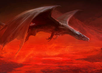 Black Dragon by Manzanedo