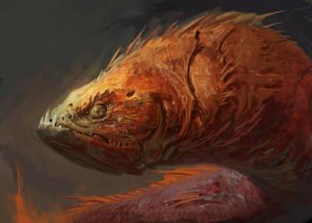 Deep-Sea Creature
