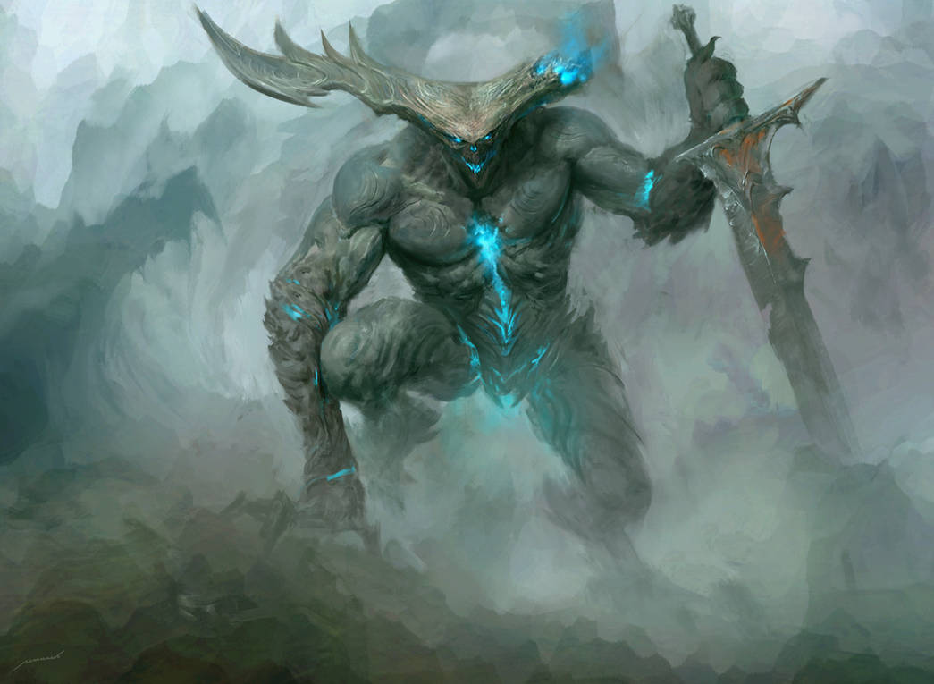 Demon In The Mist