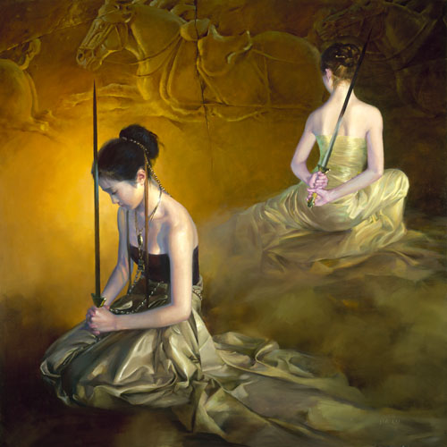 Sword Spirit by jialu
