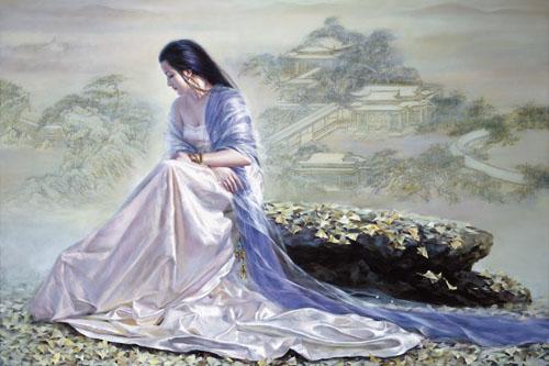 Stillness by jialu