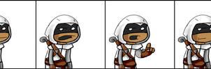 Assassin's Whut by cherriegal