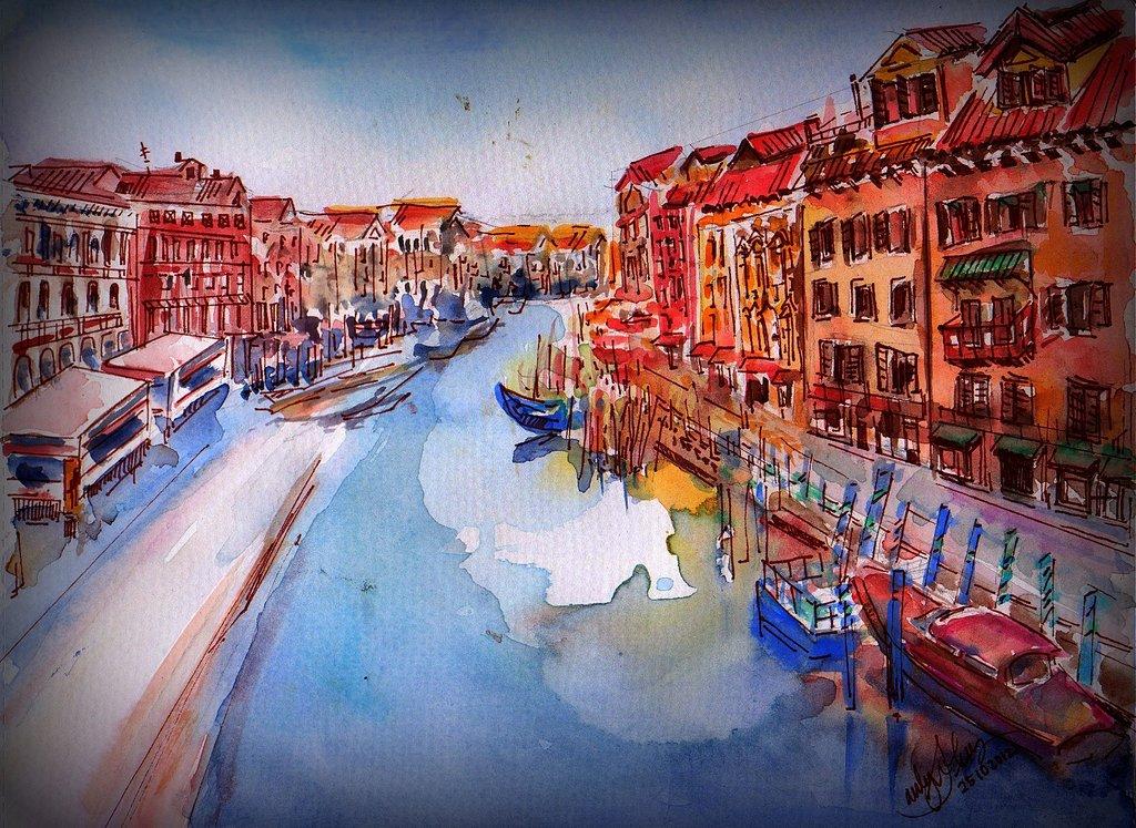Venice by TamiTw