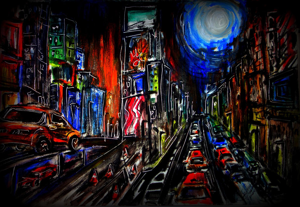 NY by TamiTw
