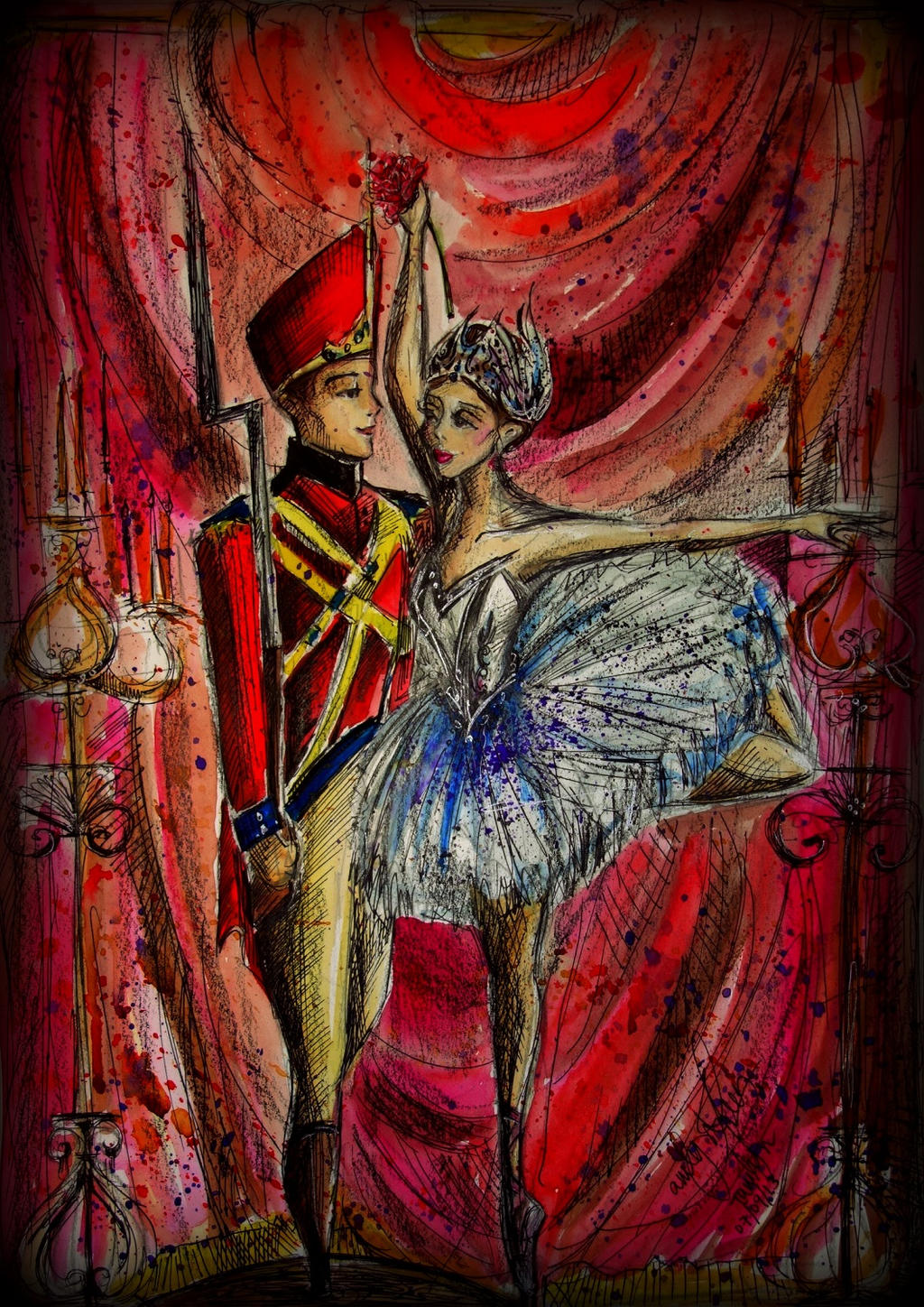 The Tin Soldier by TamiTw
