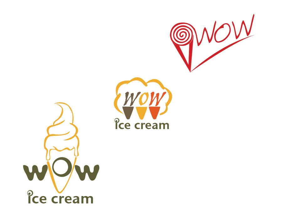 Ice Cream Shops Logos Ice Cream Logo by
