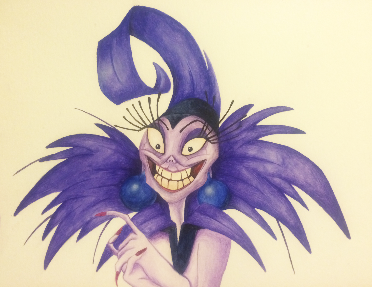 Yzma By Xxcharlotteoxx On DeviantArt