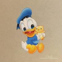 Baby Donald by xxcharlotteoxx