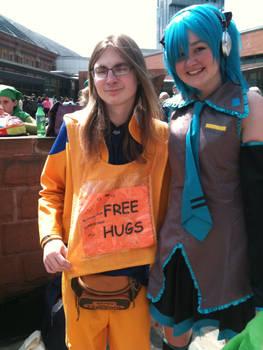 Free Hugs 1