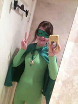 LimeyMan cosplay so far...