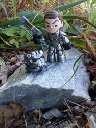 Brotherhood of Steel custom by GeekItLikeMe
