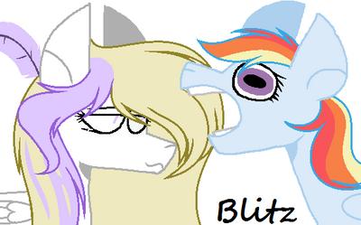 Hello ! I'm Blitz ! (AT) by skajra001