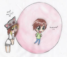 .:RQ:. BubbleBubble :3 by MissShadowQueen