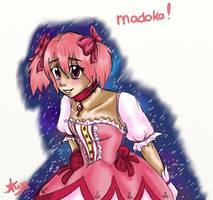 Puella Magi Madoka Magica !! by MissShadowQueen