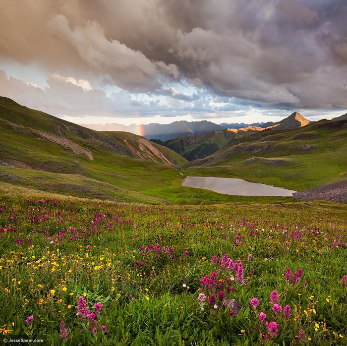 Heavenly Valley by jessespeer